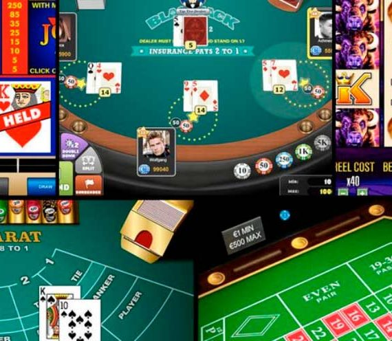 How to choose casino games